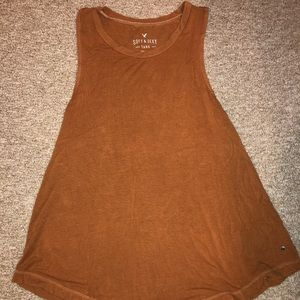 loose fitting tank top